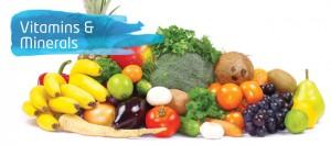 Vitamins + Minerals